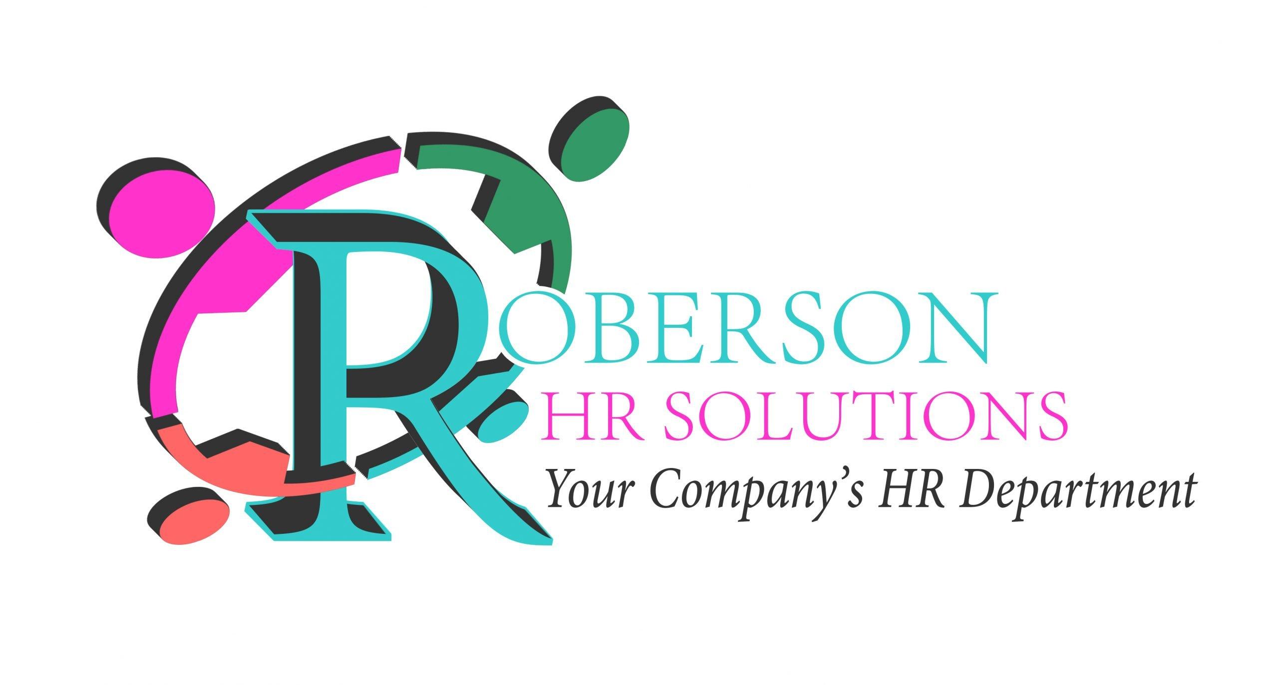 Human Resources Company Logo Design