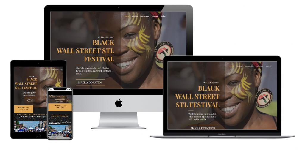 Community Non Profit Website