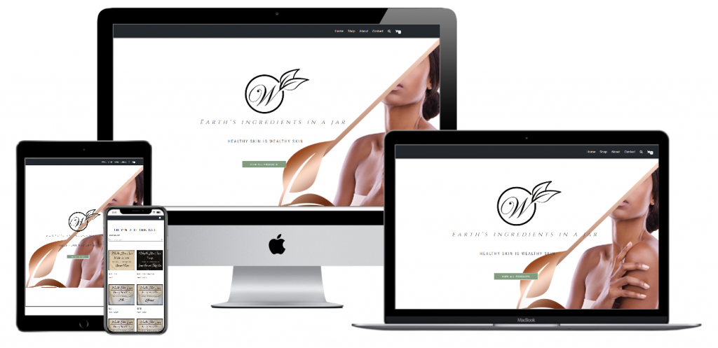 Natural Products Website