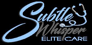 Subtle Whisper Logo Design
