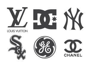 Monogram Logo Example