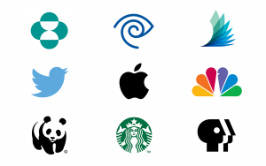 Abstract Logo Mark Example